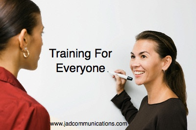 All are welcome in our training programs